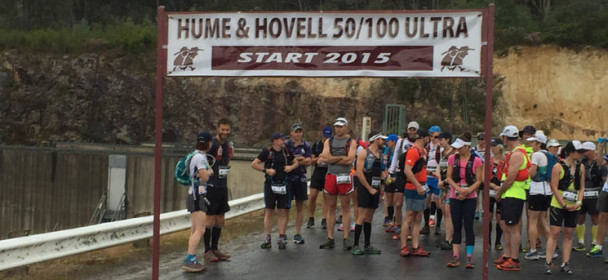 Hume & Hovell 100mile, 100km, 50km Ultra