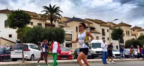 Kirstin Bull our AURA 100km World Champion!