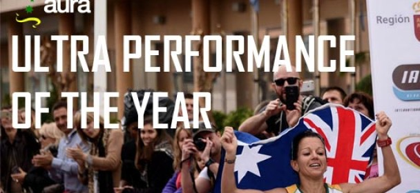 Kirstin Bull Wins AURA Ultra Performance of The Year