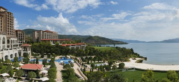 Selections for Fuxian Lake China 50km  & 100km Sep 2017
