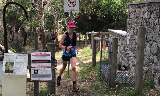 Two Bays Trail Run Race Director report