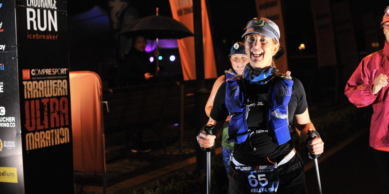 Tough Tarawera but Fleming conquers her race