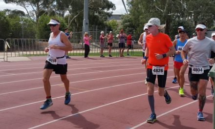 Despite heat, Muller takes the win at Canberra 48hr