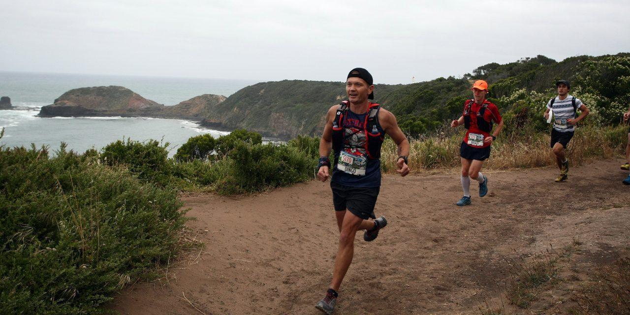 Sutherland keeps moving forward at Duncan's Run