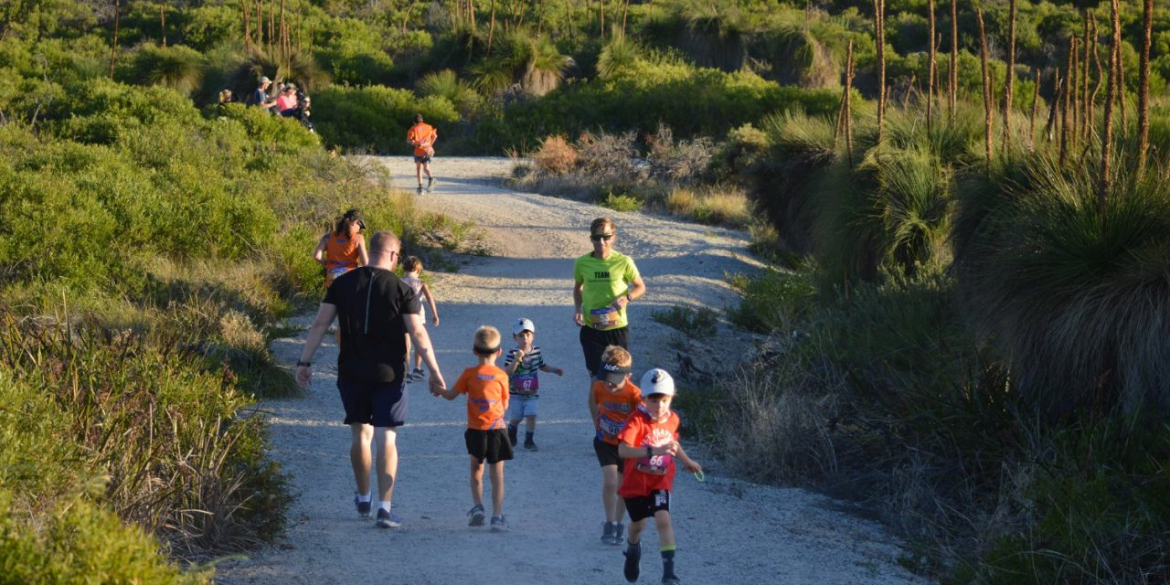 Lark Hill Dusk to Dawn Race Director's Report
