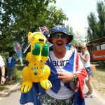 Finding his feet in Hungary