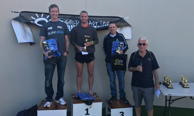 Heyden takes a chance at Gold Coast 100k