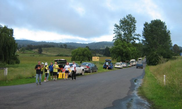 Is the Great Australian Road Race Over?