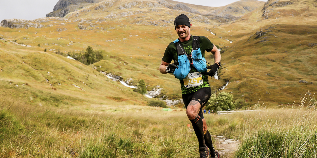 A windy ultra in Scotland doesn't deter Lowe