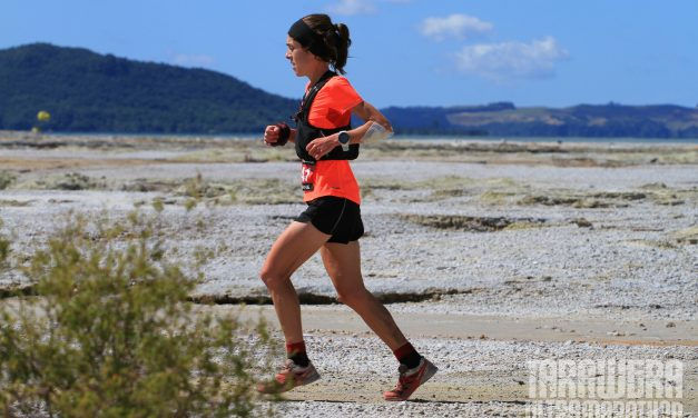 Auston conquers Tarawera, secures second female