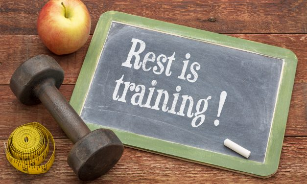 Coach's Corner – different forms of rest and recovery