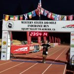 Richardson secures his sub-24 hour at Western States