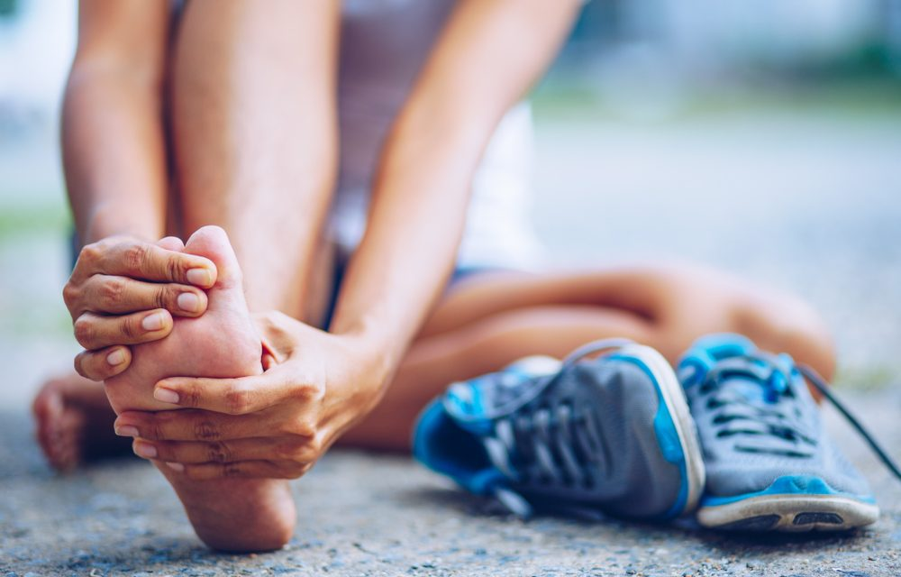 Coach's Corner – Footcare for ultra runners (blisters)