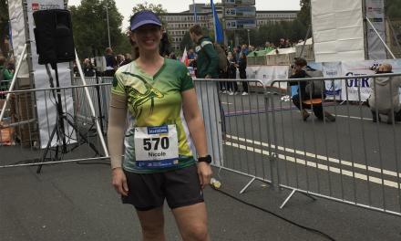 Kruse PBs at Münster Marathon