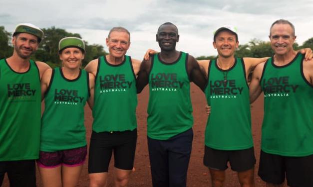 From Entebbe to Lira in Uganda, Turrini does 500km