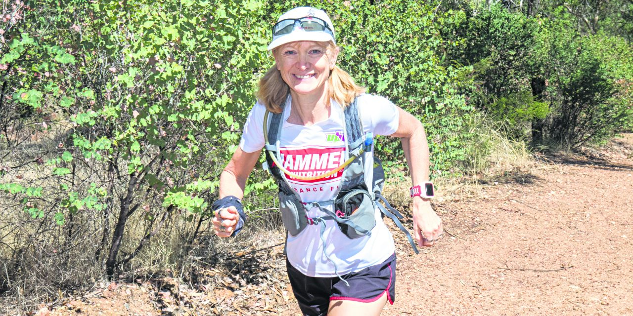 Age is no barrier for ultra runner (Examiner Newspapers, WA)