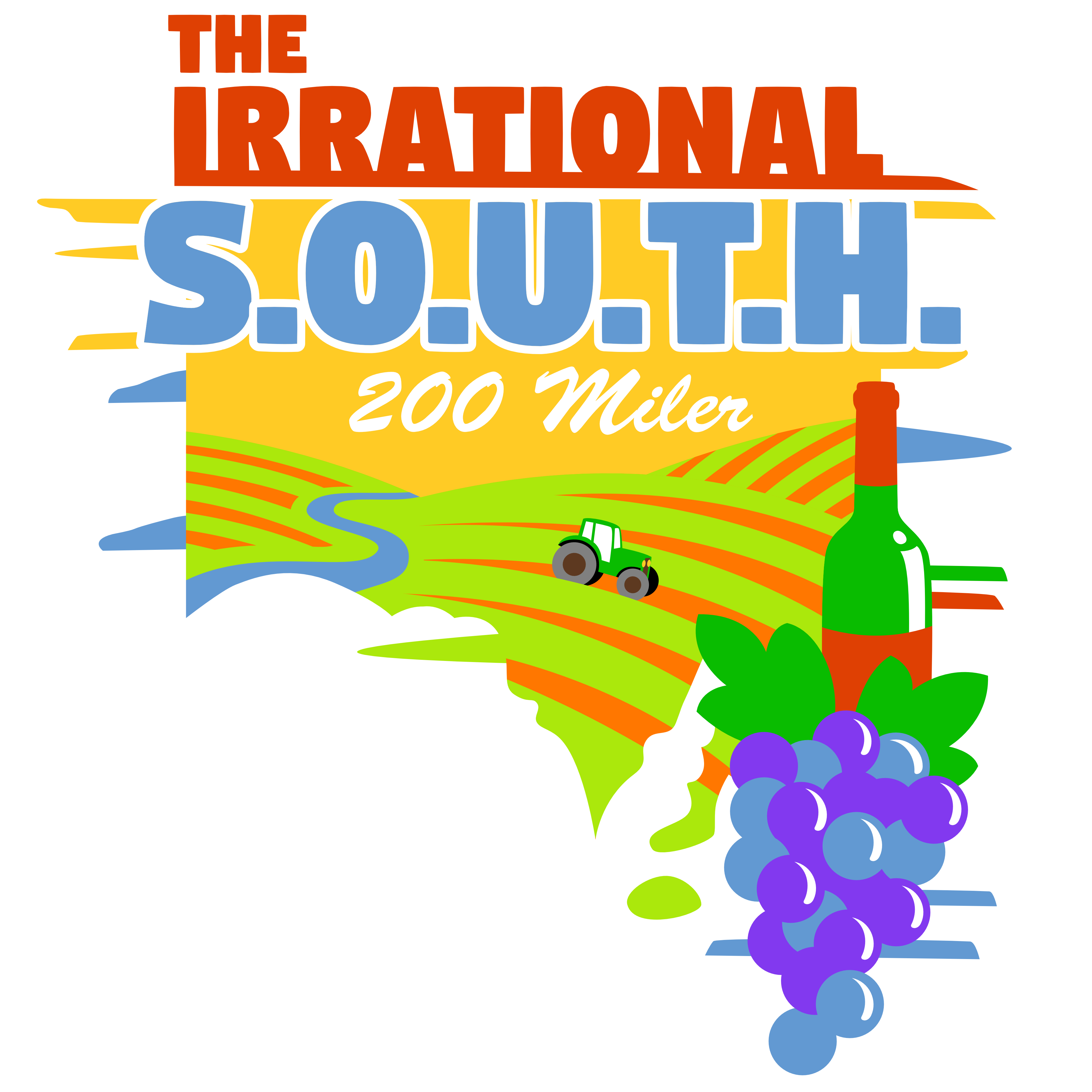Irrational South 200 Miler