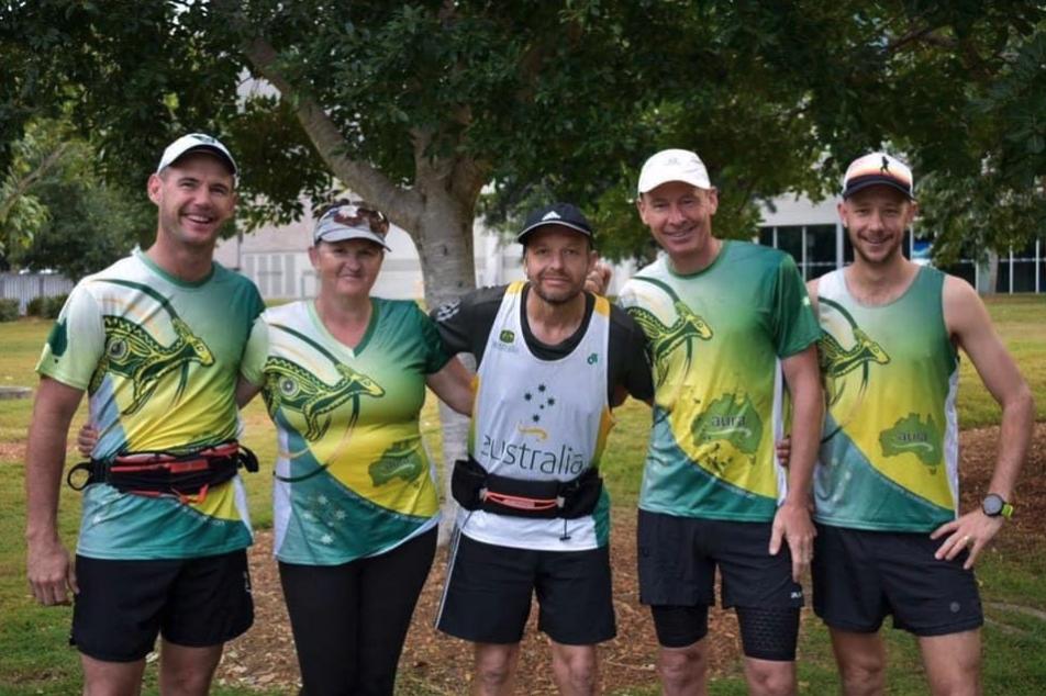 Amazing performances for Aussies in IAU 6hr Virtual Solidarity Run