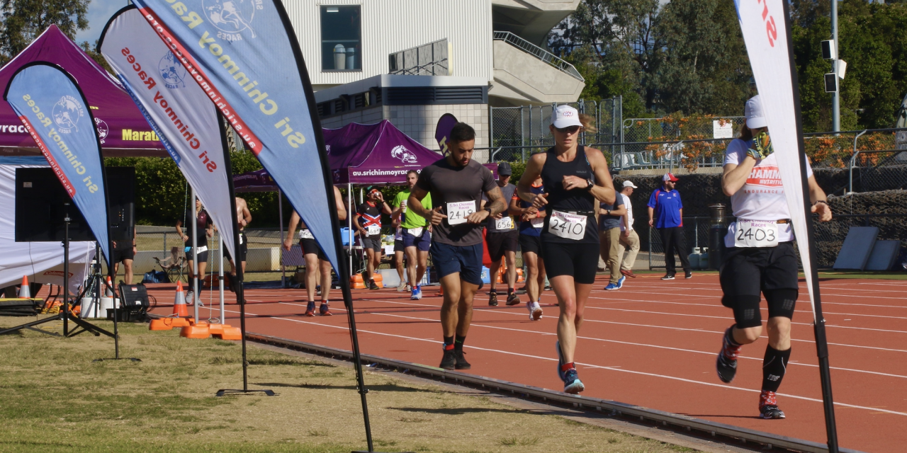 The 48hr Australian Track Championships are back at Sri Chinmoy