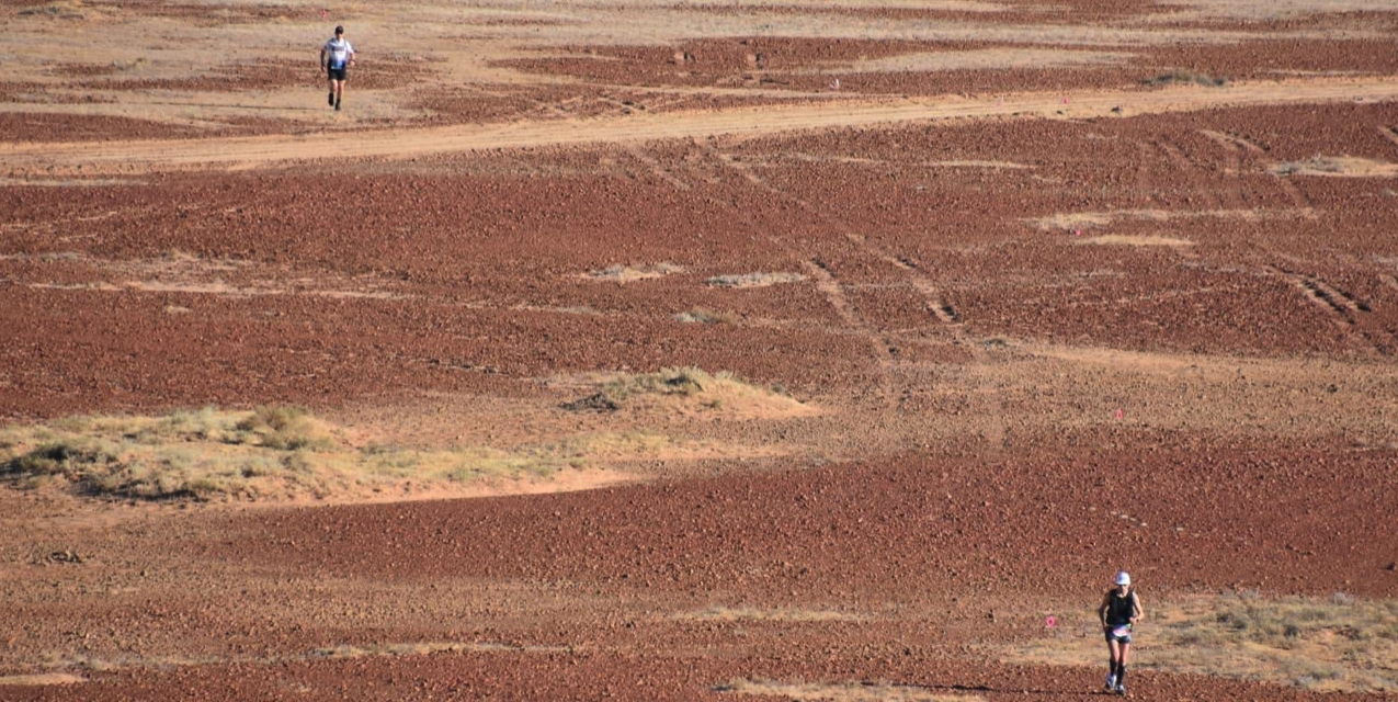 An old girl's experience of the 2021 Inaugural Simpson Desert Ultra