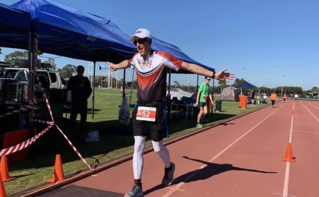 Kennedy sets goal at Bunbury Track Ultra